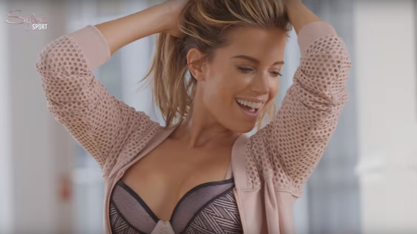Sylvie Sport Collection 2016 - Hunkemöller